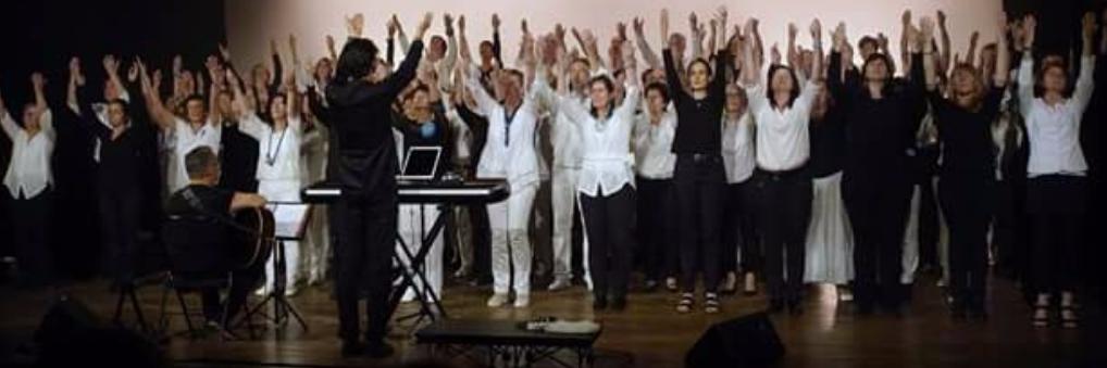 """Lyon festival """"Tous en choeur"""" - 28 avril 2018"""