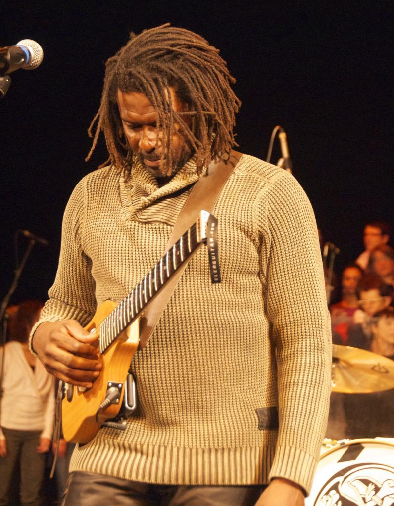 CT - Concert Emmanuel Djob