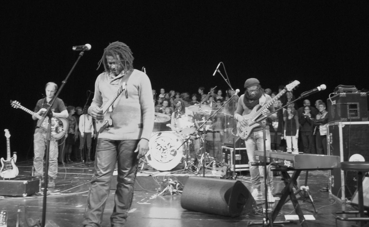 Djob et ses musiciens
