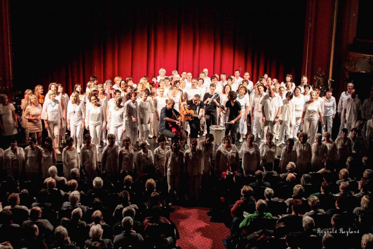 Concert Au Coeur Du Choeur