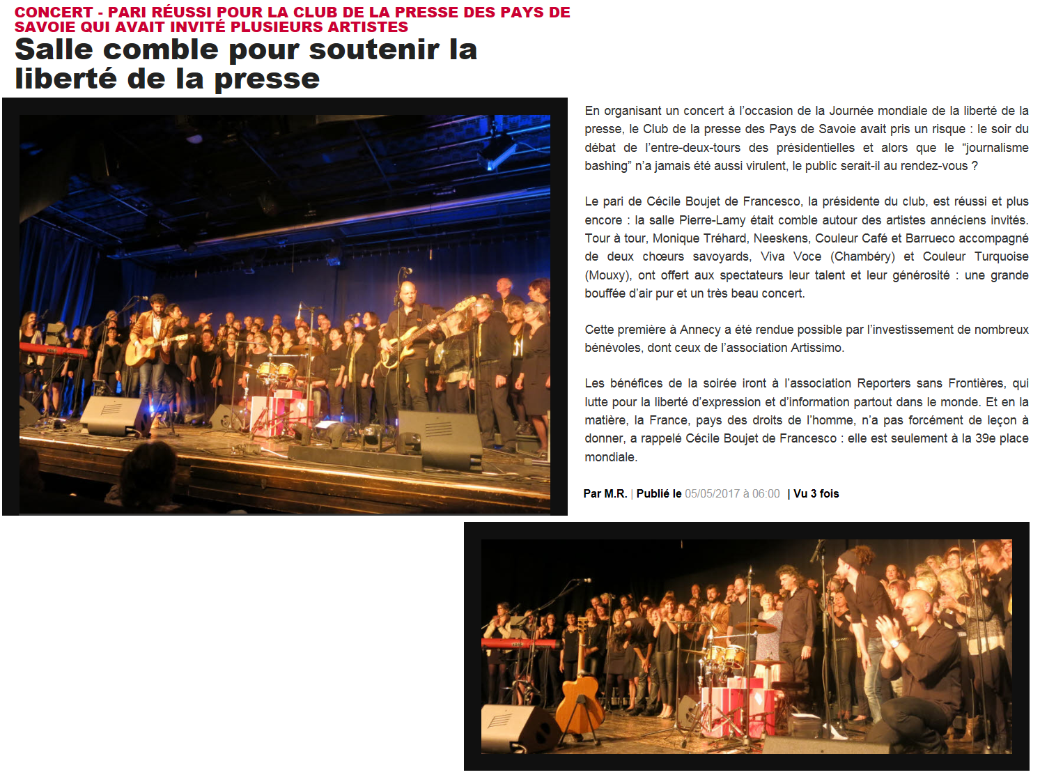 article annecy